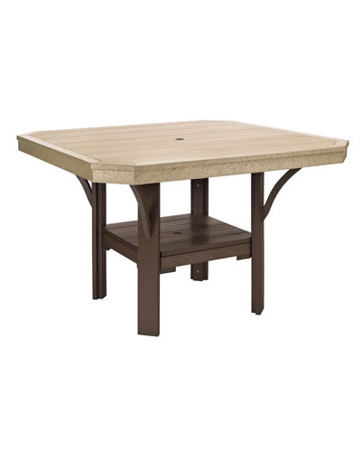 "45"" Square Dinning Table"