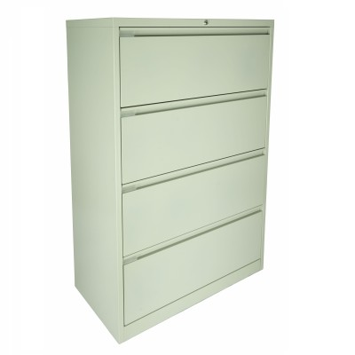 Premium Lateral Filing Cabinet 4 Drawer
