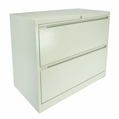 Premium Lateral Filing Cabinet 2 Drawer