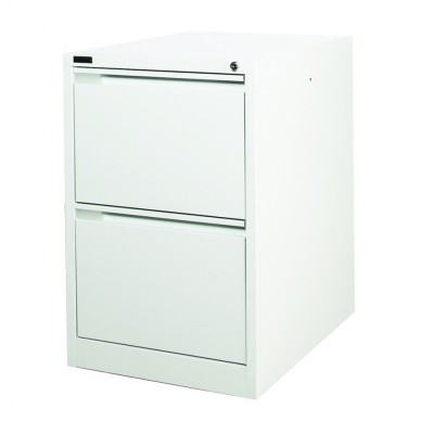 Steelco Premium Office Filling Cabinet 2 Draw